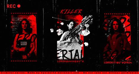 CRIMINAL SERIES - LANA DEL REY by hyolee112