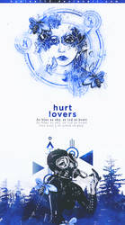 Hurt Lovers - The freaky Blue ones by hyolee112