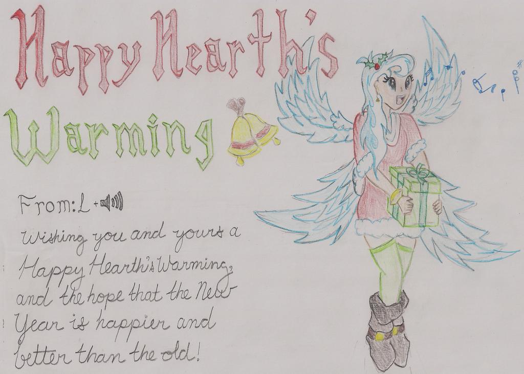 Hearth's Warming 2013 by NightPrincessLuna