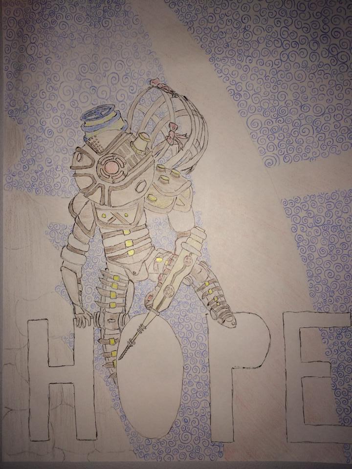 Bioshock Hope by NightPrincessLuna