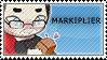 Markiplier 8 Million Stamp by Pin-eye