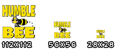 Twitch Humble Bee Emojis for Notsohumble on Twitch by Pin-eye