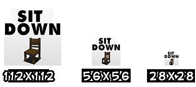 Twitch Sit Down Emojis for Notsohumble on Twitch by Pin-eye