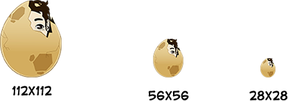 Ashboi Twitch Emoji Size Examples Finals For Da by Pin-eye