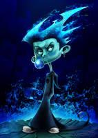 Hades punk by giopunkart