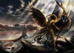 The Glory by giopunkart