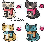 Pixel Adopts 9: CLOSED by Sergle