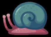 Snaily snail by Sergle