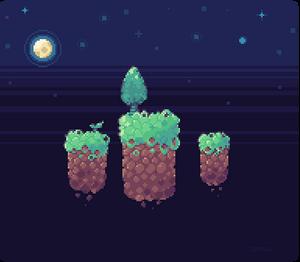 Pixel Scene Practice