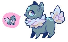 [ SOLD ] Fluffybeak / pixel icon by Sergle