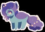[ SOLD ] Space Cy-kitten