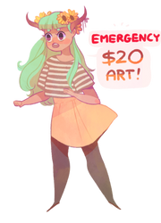 (closed) commissions