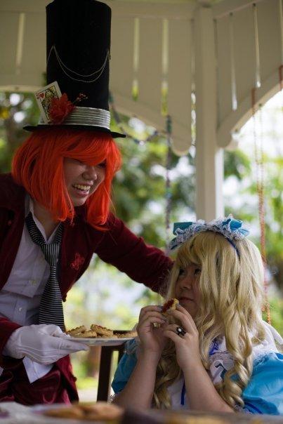 Bon Appetit, Alice by nekonosumomo
