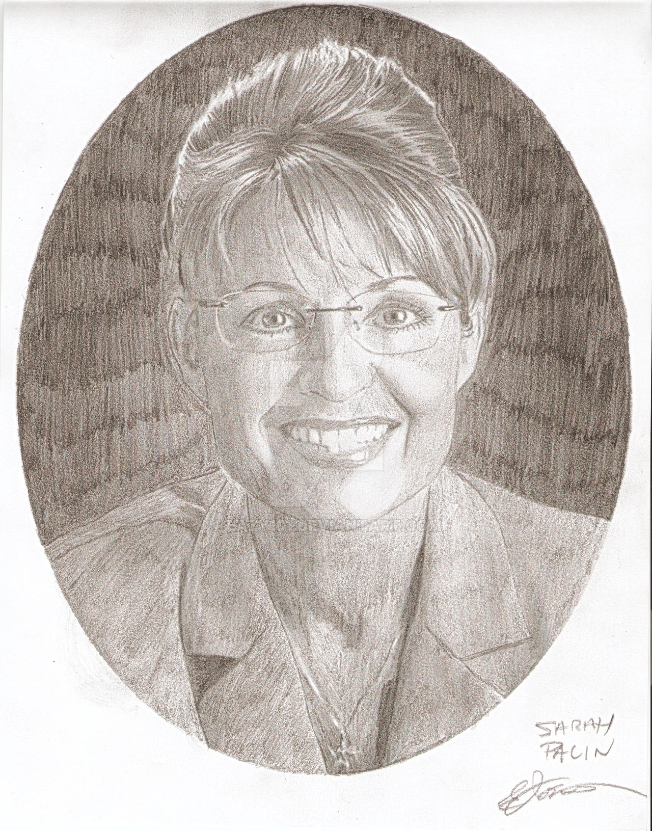 Sarah Palin by eazy101