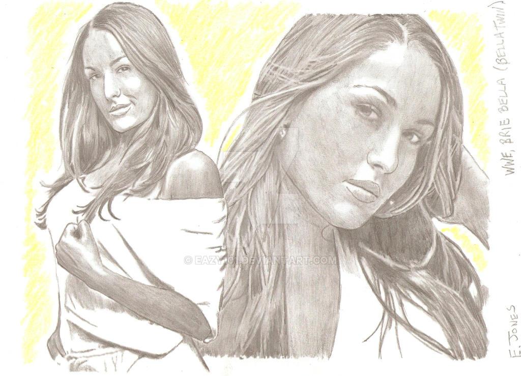 Wwe Diva Nikki Bella By Wwedivasfan4life Deviantart Dibujos Para