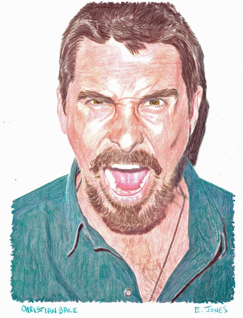 Christian Bale by WavingMonsterStudios on DeviantArt