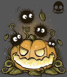 Halloween Black Soots