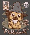 PUGdalf