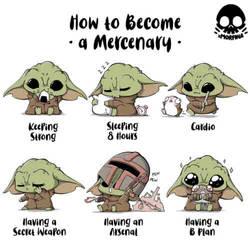 Become a Mercenary