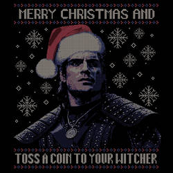 Santa Witcher