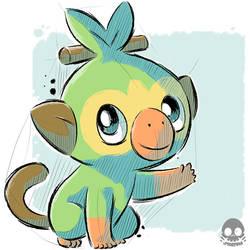 Grass Monkey