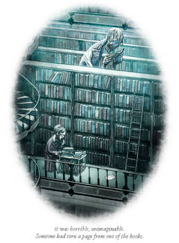 Behind You 65: Library