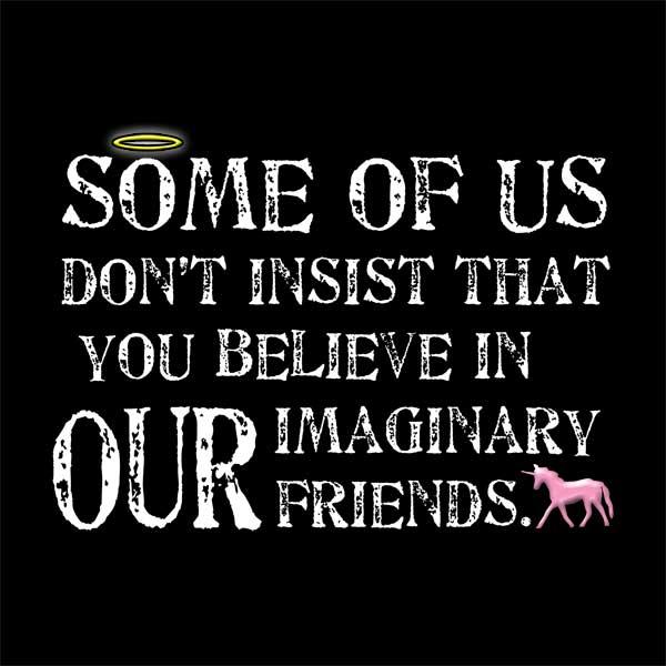 Imaginary Friends by EdmondDantes