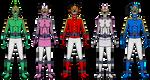 Fantasy Sentai Disnyeman by Pokerangerfun98