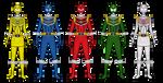 Jidosha Sentai Speedyranger by Pokerangerfun98