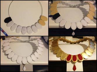 [MAGI] Tutorial Cosplay Necklace Short Sinbad by uchiha3233itachi