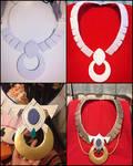 [MAGI] Tutorial Cosplay Necklace Long Sinbad