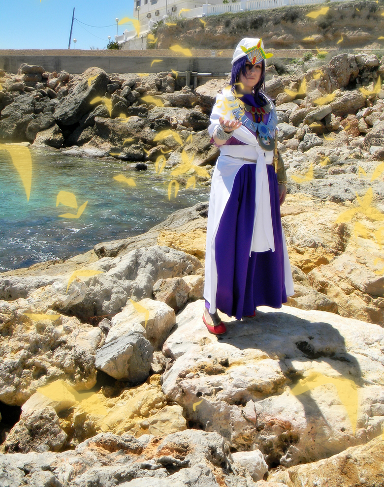 [Magi] Sinbad by uchiha3233itachi