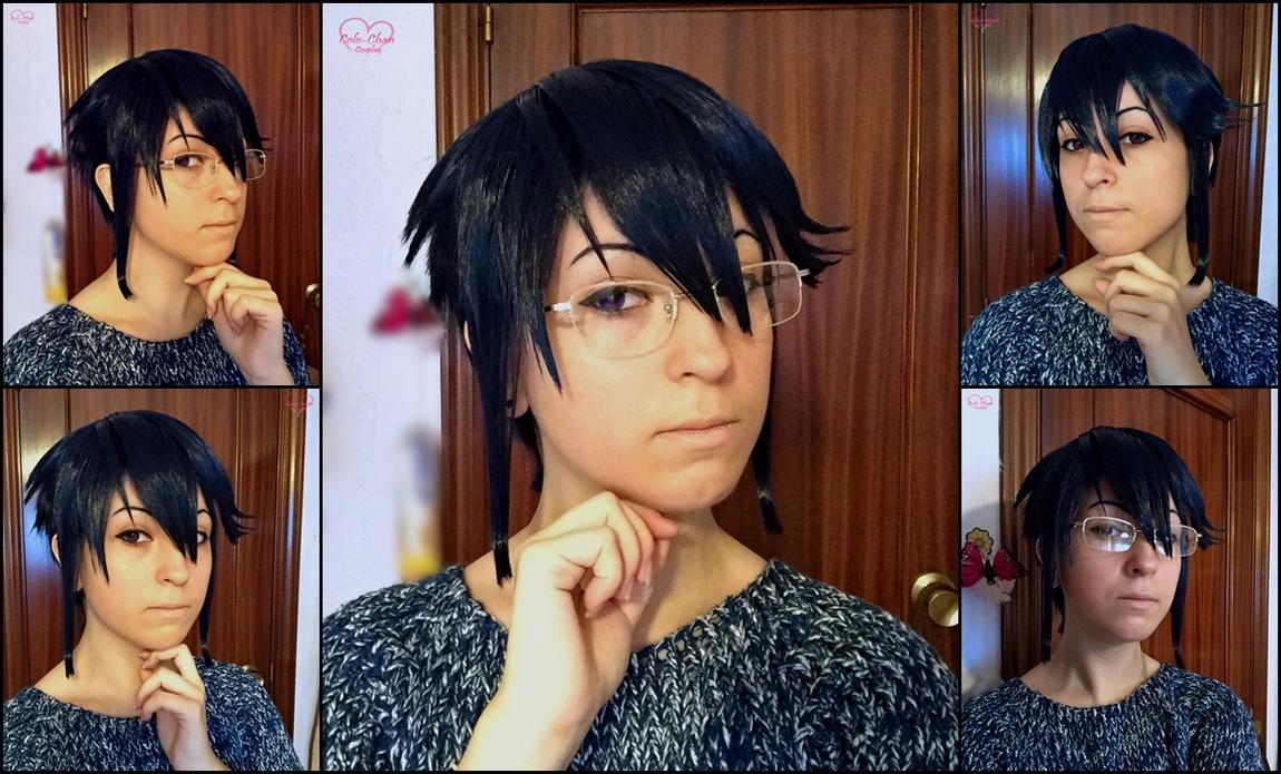 [K-Project] Preview cosplay Munakata Reishi by uchiha3233itachi
