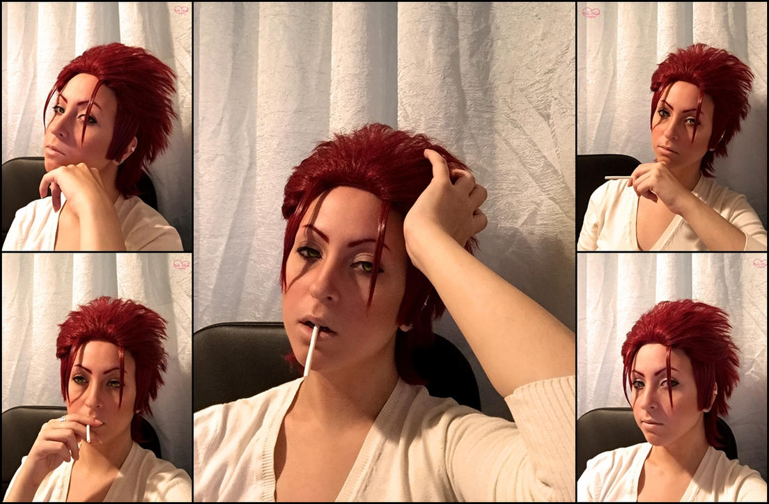 [K-Project] Preview cosplay Mikoto Suoh by uchiha3233itachi