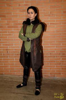 [THOR: The Dark World] Loki Cosplay
