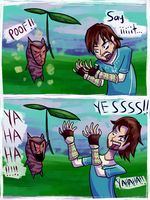 Vinesauce: Vinny and his Korok obsession by DSakanumbuh419