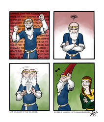 Edward the Gnome