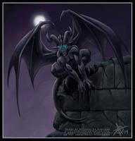 OGL Steampunk - Gargoyle by KytheraOA
