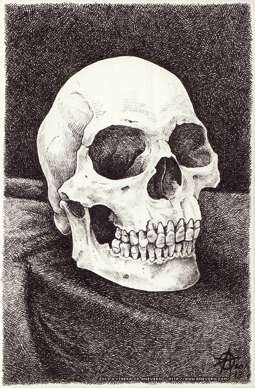 Memento Mori by KytheraOA