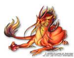 Dragon - Fire