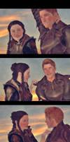 Dragon Age: Empty flattery p.1