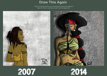 Draw this again by Puru2