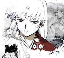 Sesshomaru - lost in memories by Grimish-Mio