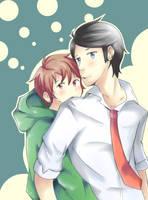 Sensei, say i love you! by nathadario