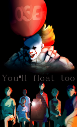 You'll Float Too by nathadario