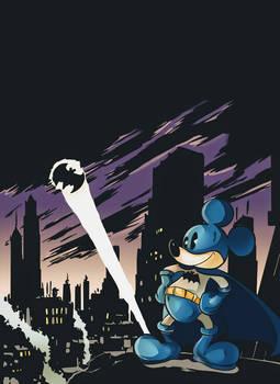 Mickey save Gotham