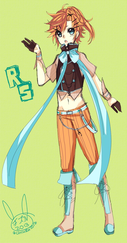 Reo Redesign/Alternate? by ChiliChizu