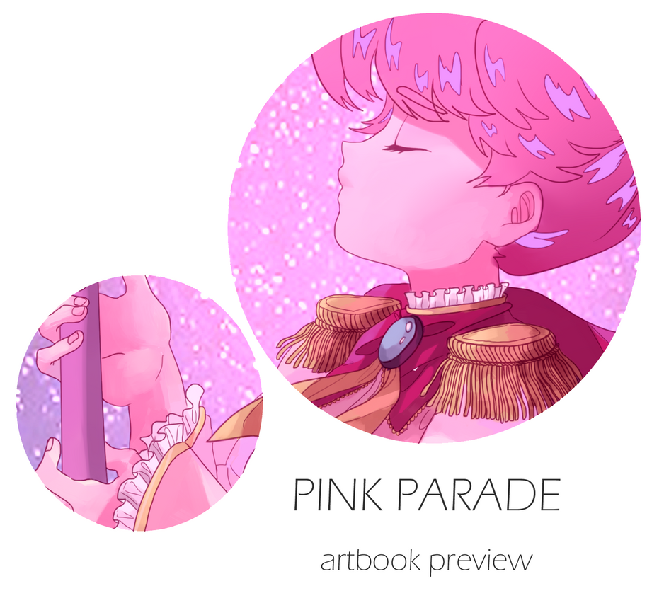 - pink parade - by ChiliChizu