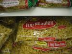 Foo Noodles