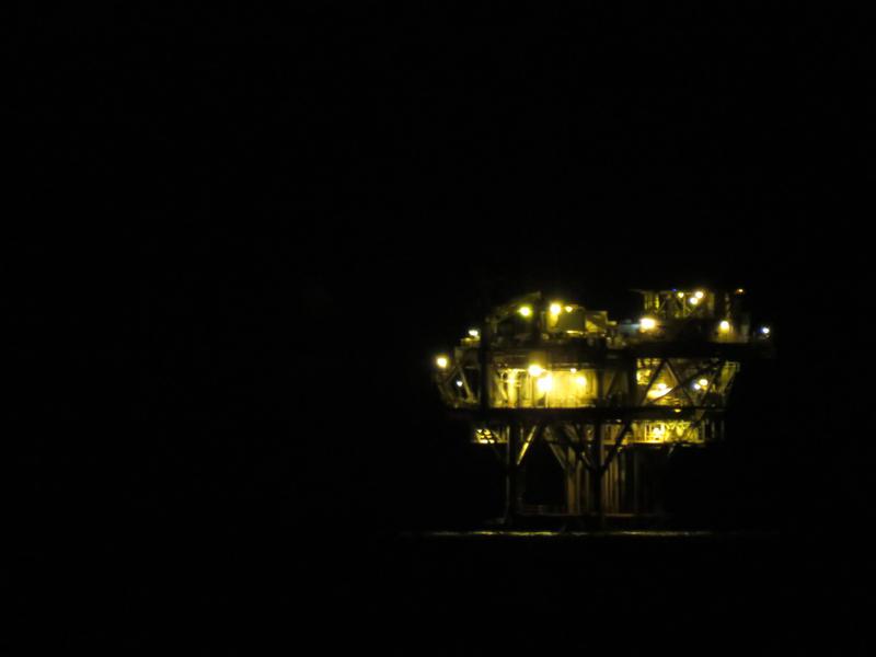 Offshore Well by KatysCornerTx